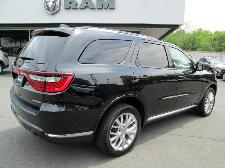 Used 2016 Dodge Durango Limited for sale Sold at Victory Lotus in Princeton NJ 08540 7