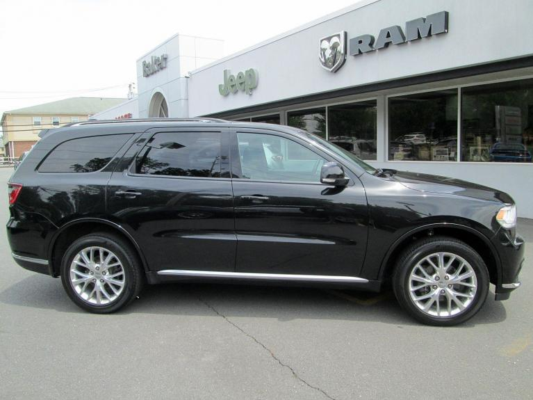 Used 2016 Dodge Durango Limited for sale Sold at Victory Lotus in Princeton NJ 08540 8