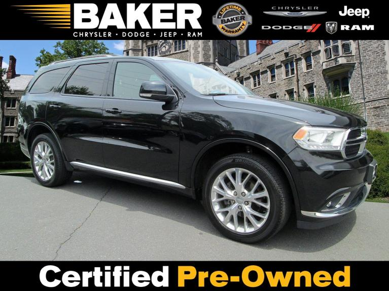 Used 2016 Dodge Durango Limited for sale Sold at Victory Lotus in Princeton NJ 08540 1
