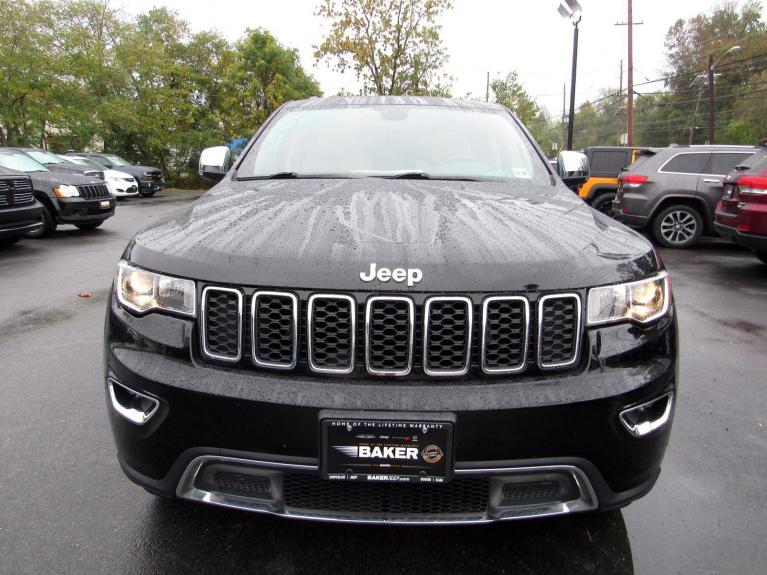 Used 2017 Jeep Grand Cherokee Limited for sale Sold at Victory Lotus in Princeton NJ 08540 3