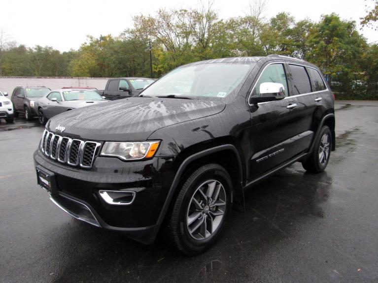 Used 2017 Jeep Grand Cherokee Limited for sale Sold at Victory Lotus in Princeton NJ 08540 4