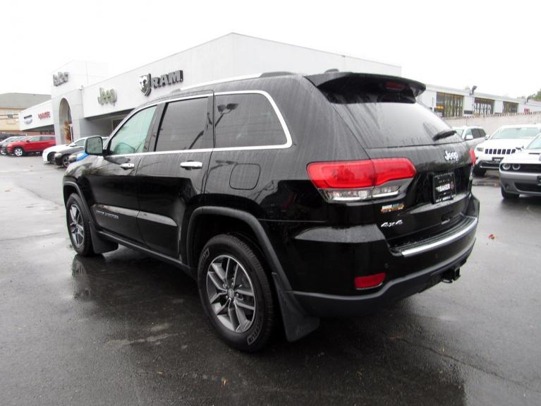 Used 2017 Jeep Grand Cherokee Limited for sale Sold at Victory Lotus in Princeton NJ 08540 5