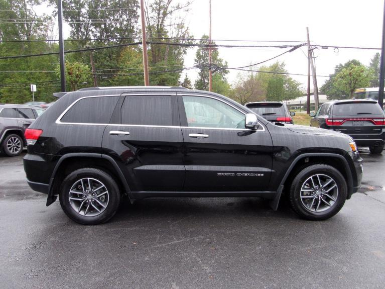 Used 2017 Jeep Grand Cherokee Limited for sale Sold at Victory Lotus in Princeton NJ 08540 7