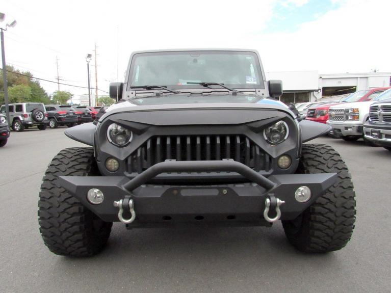 Used 2014 Jeep Wrangler Unlimited Sport for sale Sold at Victory Lotus in Princeton NJ 08540 3