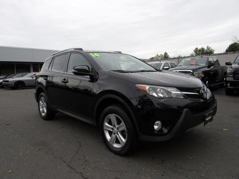 Used 2014 Toyota RAV4 XLE for sale Sold at Victory Lotus in Princeton NJ 08540 2