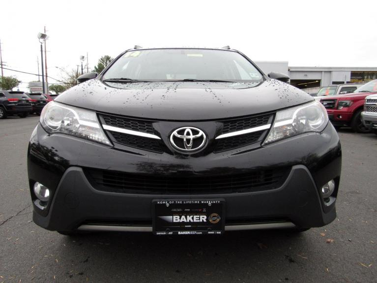Used 2014 Toyota RAV4 XLE for sale Sold at Victory Lotus in Princeton NJ 08540 3