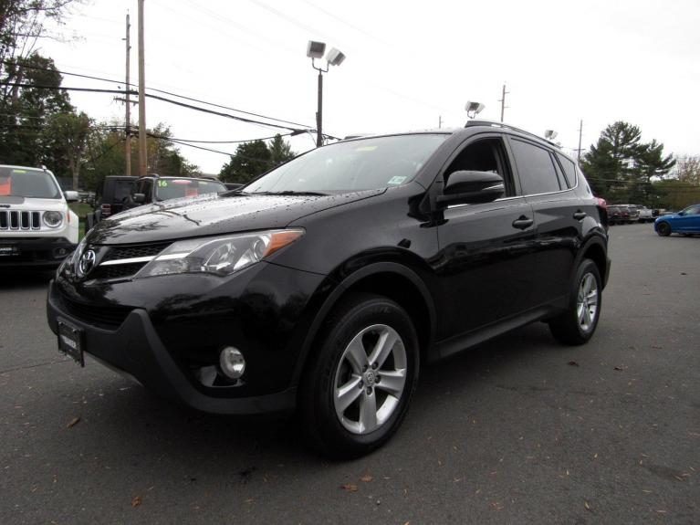 Used 2014 Toyota RAV4 XLE for sale Sold at Victory Lotus in Princeton NJ 08540 4