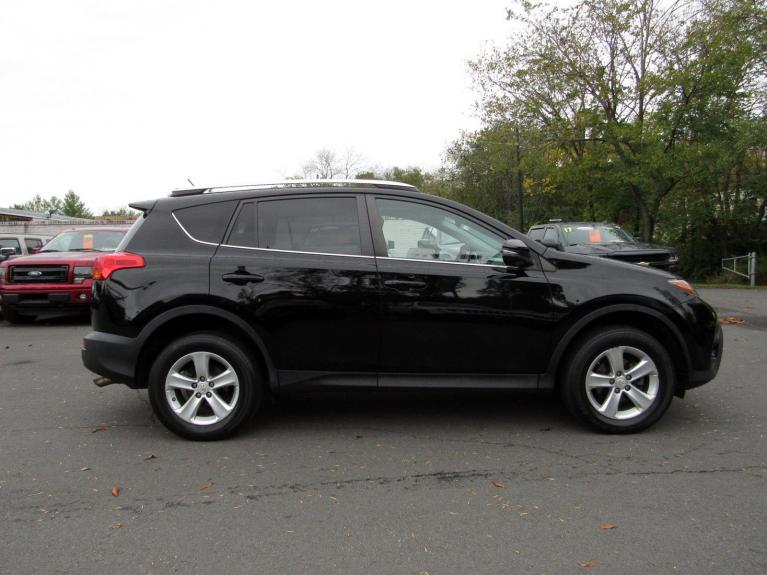 Used 2014 Toyota RAV4 XLE for sale Sold at Victory Lotus in Princeton NJ 08540 8