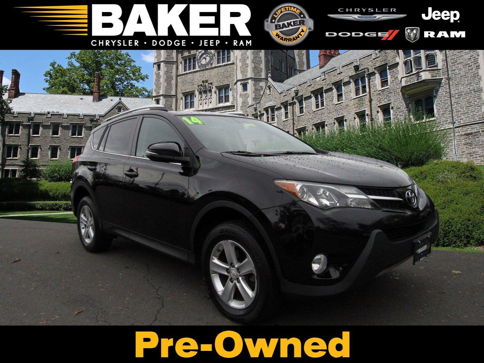 Used 2014 Toyota RAV4 XLE for sale Sold at Victory Lotus in Princeton NJ 08540 1