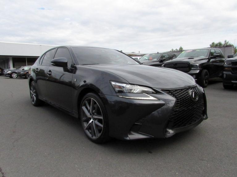 Used 2018 Lexus GS GS 350 F Sport for sale $34,495 at Victory Lotus in Princeton NJ 08540 2
