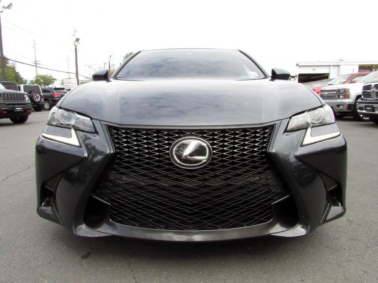 Used 2018 Lexus GS GS 350 F Sport for sale $34,495 at Victory Lotus in Princeton NJ 08540 3