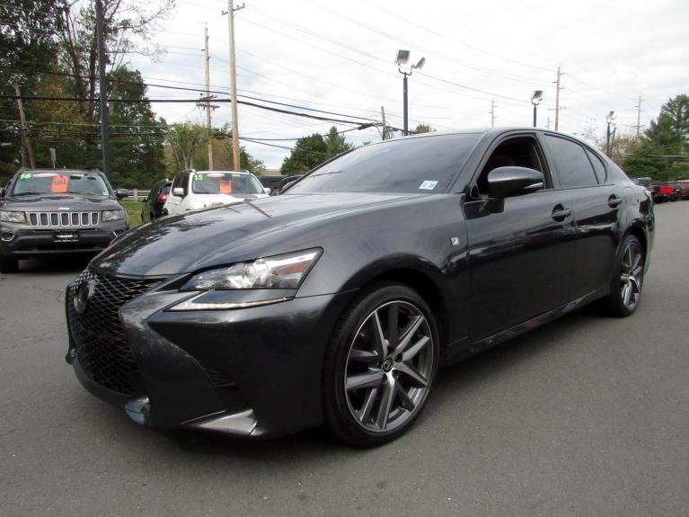 Used 2018 Lexus GS GS 350 F Sport for sale $34,495 at Victory Lotus in Princeton NJ 08540 4