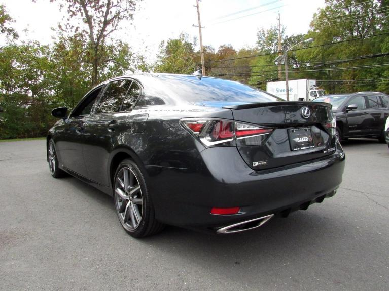 Used 2018 Lexus GS GS 350 F Sport for sale $34,495 at Victory Lotus in Princeton NJ 08540 5