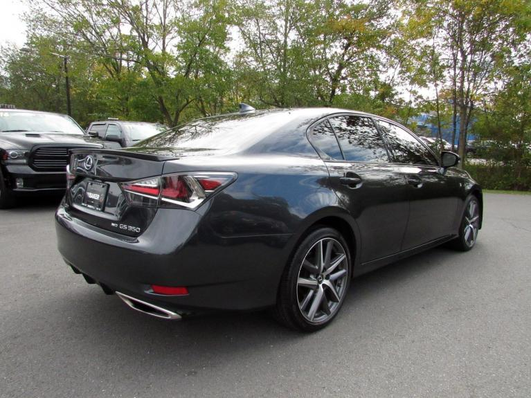 Used 2018 Lexus GS GS 350 F Sport for sale $34,495 at Victory Lotus in Princeton NJ 08540 7
