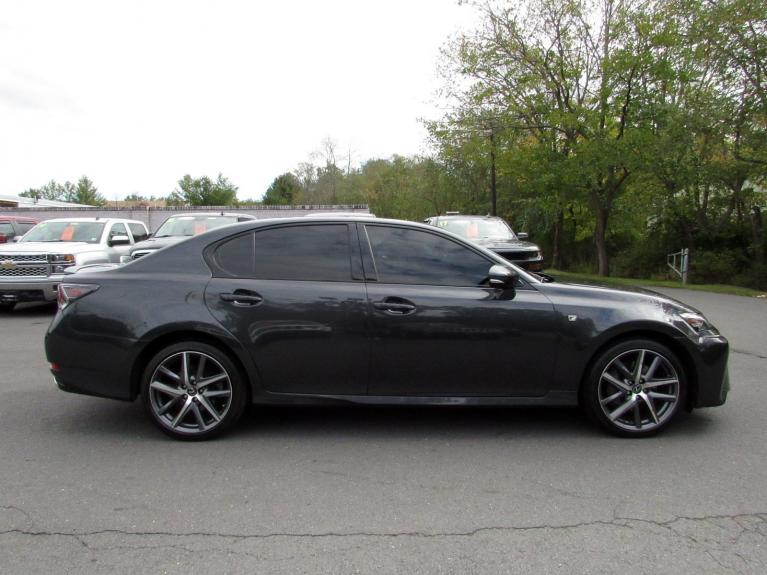 Used 2018 Lexus GS GS 350 F Sport for sale $34,495 at Victory Lotus in Princeton NJ 08540 8