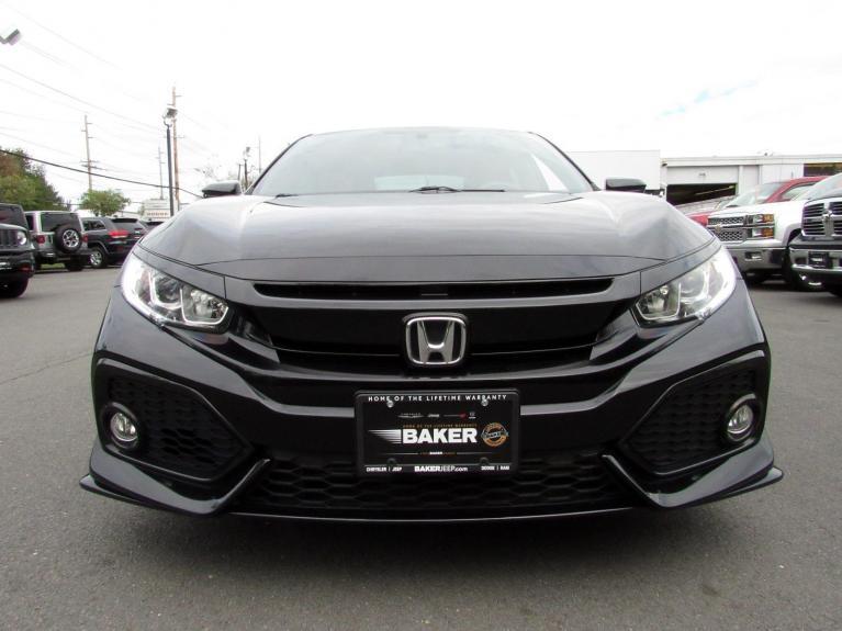 Used 2018 Honda Civic Hatchback Sport for sale Sold at Victory Lotus in Princeton NJ 08540 3