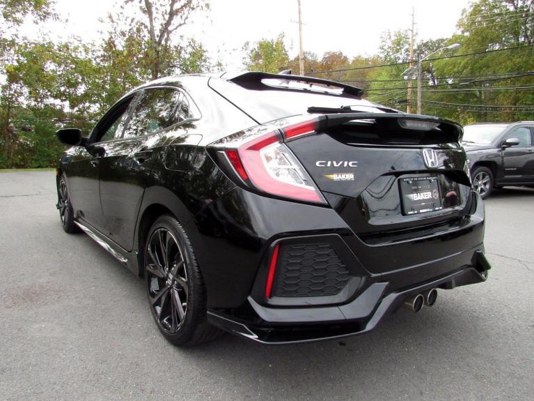 Used 2018 Honda Civic Hatchback Sport for sale Sold at Victory Lotus in Princeton NJ 08540 5