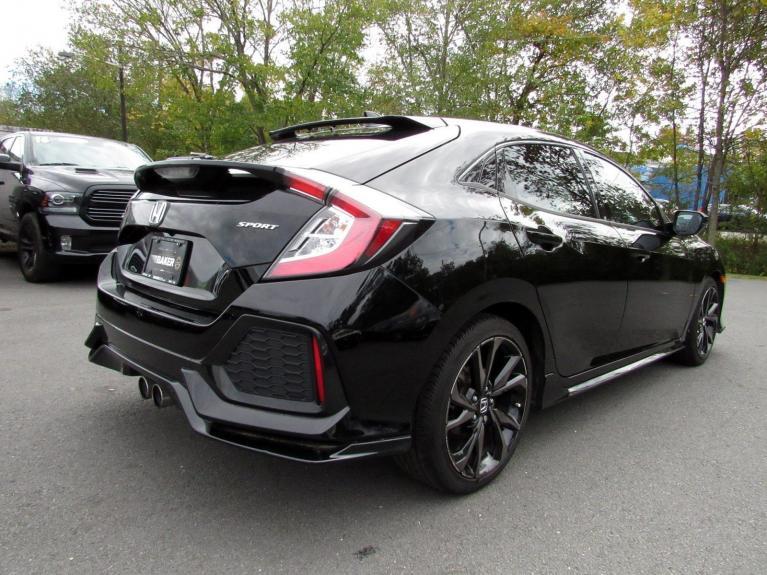 Used 2018 Honda Civic Hatchback Sport for sale Sold at Victory Lotus in Princeton NJ 08540 7