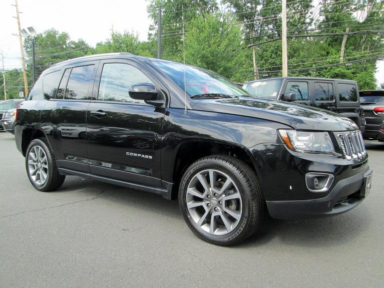 Used 2016 Jeep Compass High Altitude Edition for sale Sold at Victory Lotus in Princeton NJ 08540 2