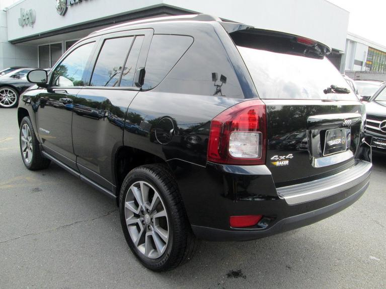 Used 2016 Jeep Compass High Altitude Edition for sale Sold at Victory Lotus in Princeton NJ 08540 5