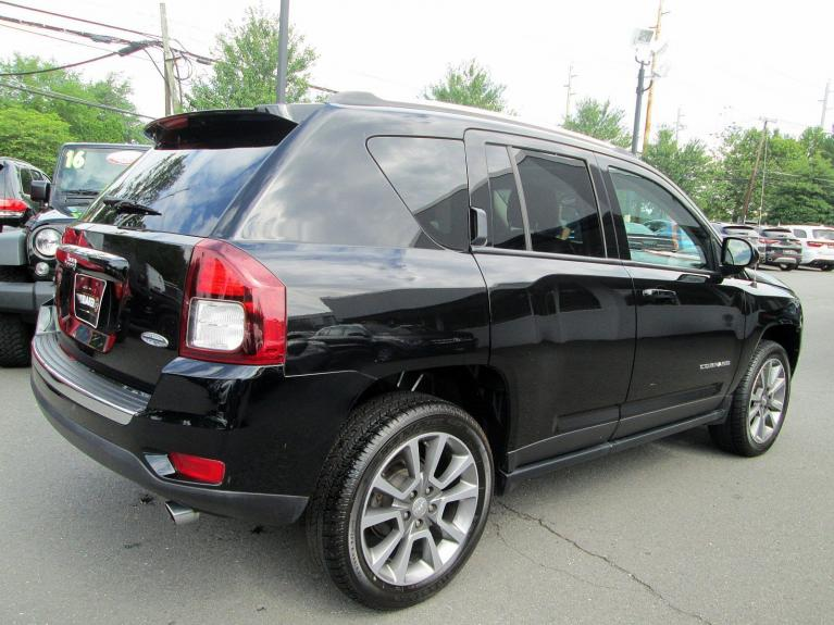 Used 2016 Jeep Compass High Altitude Edition for sale Sold at Victory Lotus in Princeton NJ 08540 7