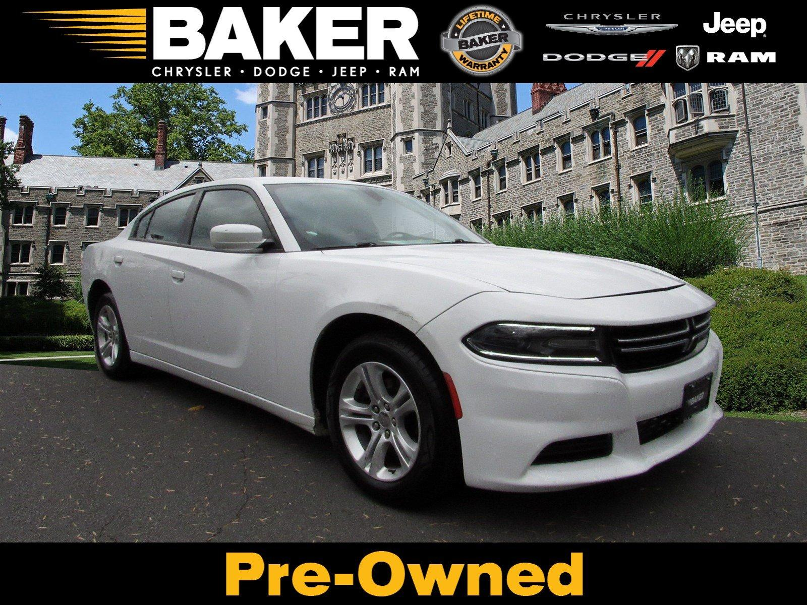 Used 2015 Dodge Charger SE for sale Sold at Victory Lotus in Princeton NJ 08540 1