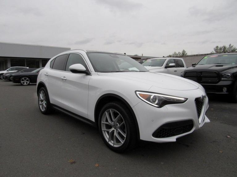 Used 2018 Alfa Romeo Stelvio Ti Lusso for sale Sold at Victory Lotus in Princeton NJ 08540 2
