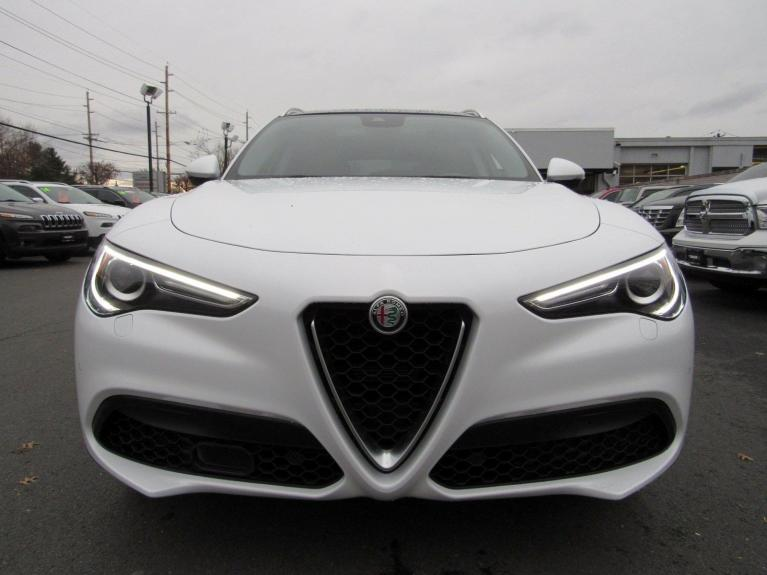 Used 2018 Alfa Romeo Stelvio Ti Lusso for sale Sold at Victory Lotus in Princeton NJ 08540 3