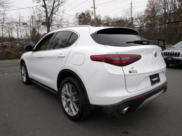Used 2018 Alfa Romeo Stelvio Ti Lusso for sale Sold at Victory Lotus in Princeton NJ 08540 5