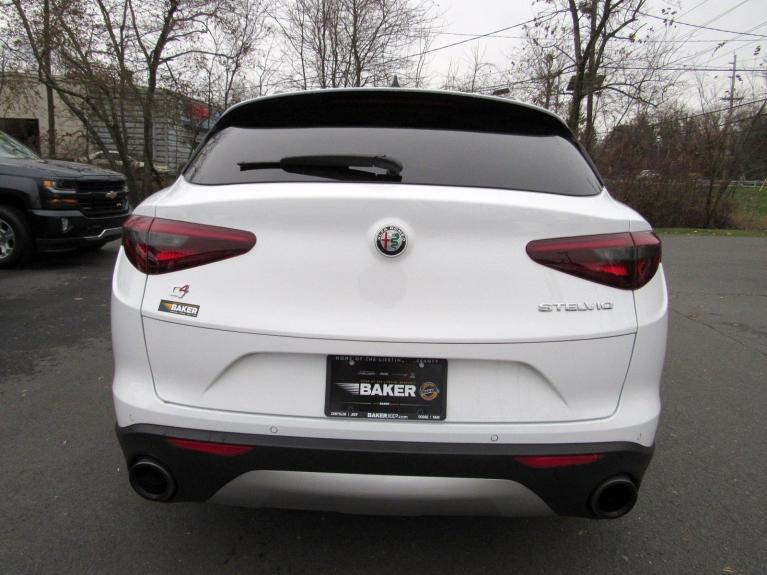 Used 2018 Alfa Romeo Stelvio Ti Lusso for sale Sold at Victory Lotus in Princeton NJ 08540 6