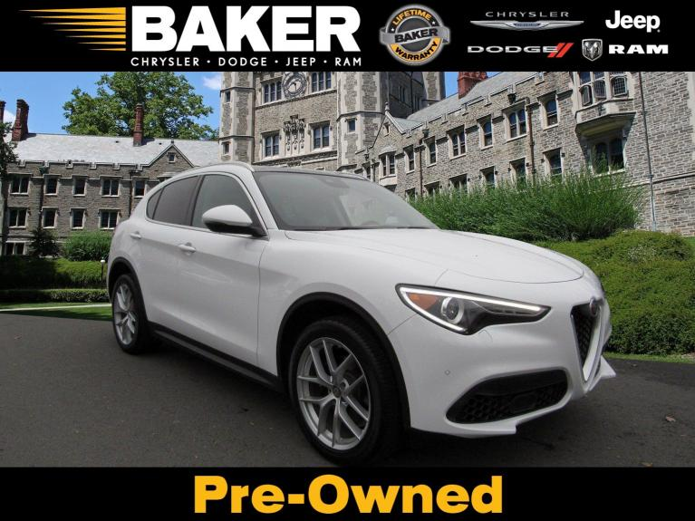 Used 2018 Alfa Romeo Stelvio Ti Lusso for sale Sold at Victory Lotus in Princeton NJ 08540 1