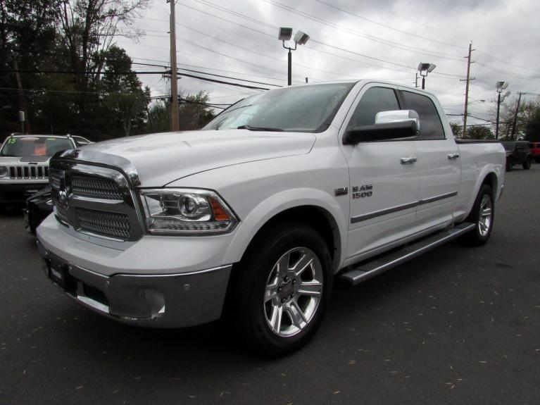 Used 2015 Ram 1500 Laramie Limited for sale $30,495 at Victory Lotus in Princeton NJ 08540 4