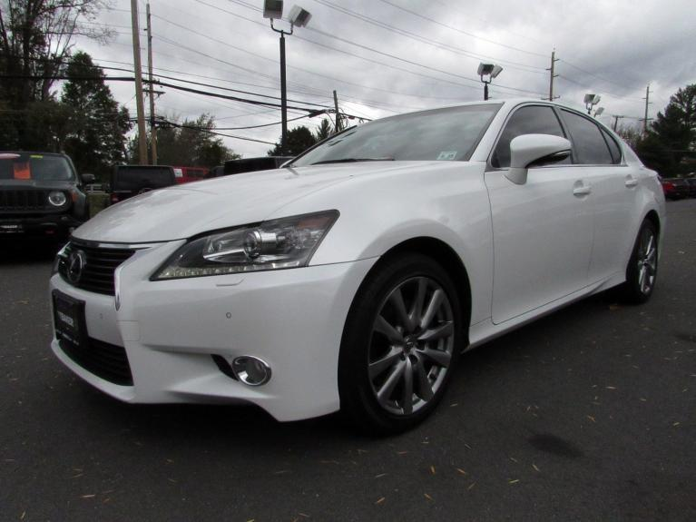 Used 2014 Lexus GS 350 for sale Sold at Victory Lotus in Princeton NJ 08540 4