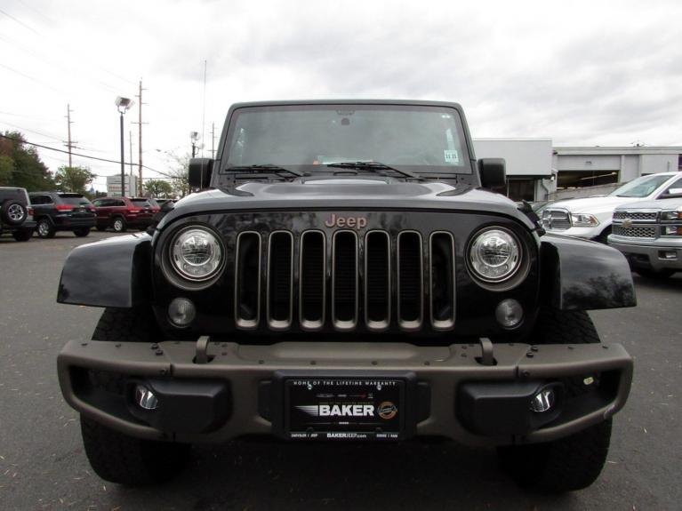Used 2017 Jeep Wrangler Unlimited 75th Anniversary for sale Sold at Victory Lotus in Princeton NJ 08540 3