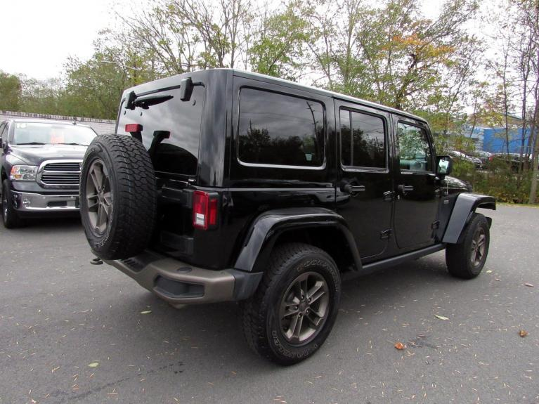 Used 2017 Jeep Wrangler Unlimited 75th Anniversary for sale Sold at Victory Lotus in Princeton NJ 08540 7