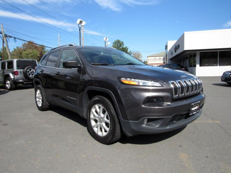 Used 2017 Jeep Cherokee Latitude for sale $18,495 at Victory Lotus in Princeton NJ 08540 2