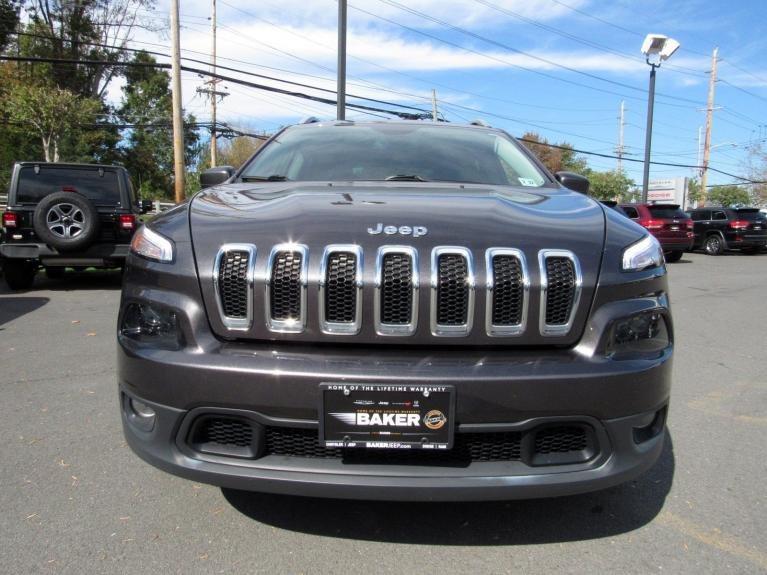 Used 2017 Jeep Cherokee Latitude for sale $18,495 at Victory Lotus in Princeton NJ 08540 3