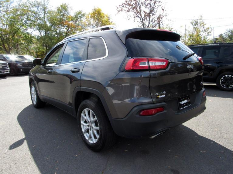 Used 2017 Jeep Cherokee Latitude for sale $18,495 at Victory Lotus in Princeton NJ 08540 5