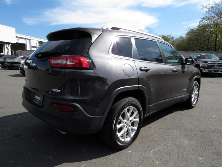 Used 2017 Jeep Cherokee Latitude for sale $18,495 at Victory Lotus in Princeton NJ 08540 7