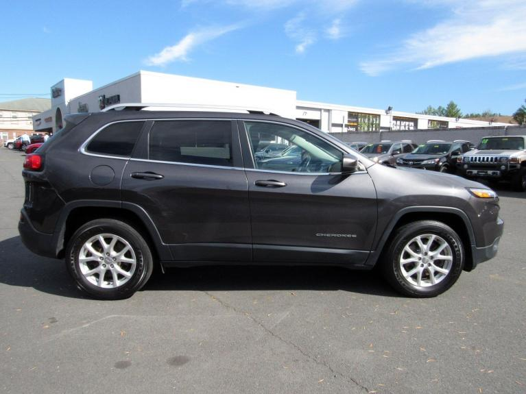 Used 2017 Jeep Cherokee Latitude for sale $18,495 at Victory Lotus in Princeton NJ 08540 8