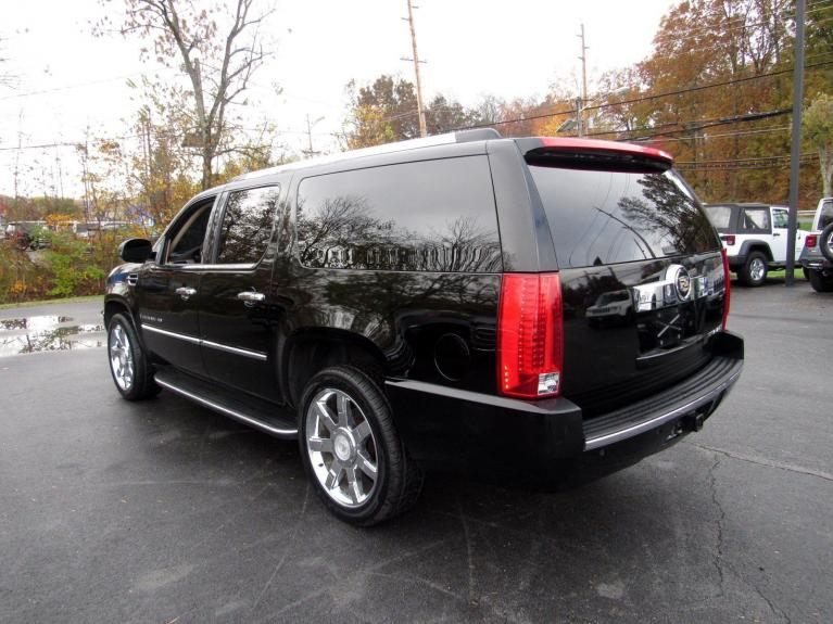Used 2008 Cadillac Escalade ESV for sale Sold at Victory Lotus in Princeton NJ 08540 5