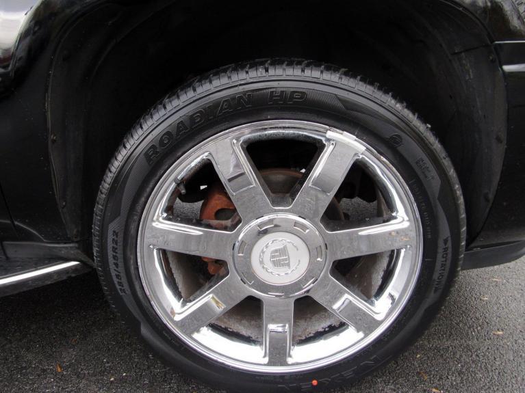 Used 2008 Cadillac Escalade ESV for sale Sold at Victory Lotus in Princeton NJ 08540 8