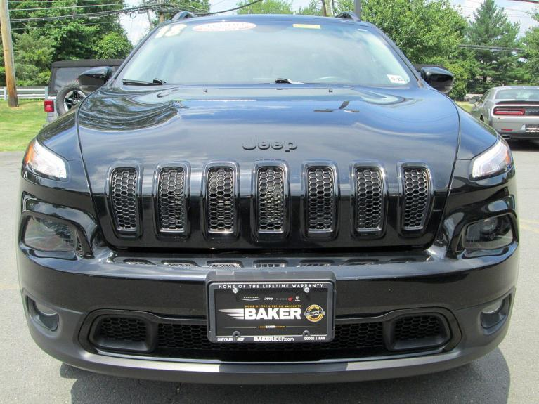 Used 2018 Jeep Cherokee Limited for sale Sold at Victory Lotus in Princeton NJ 08540 3