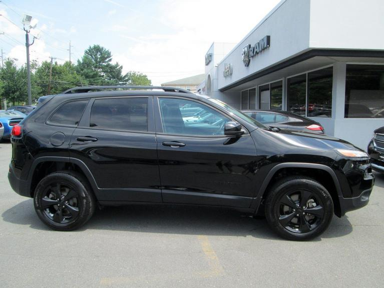 Used 2018 Jeep Cherokee Limited for sale Sold at Victory Lotus in Princeton NJ 08540 8