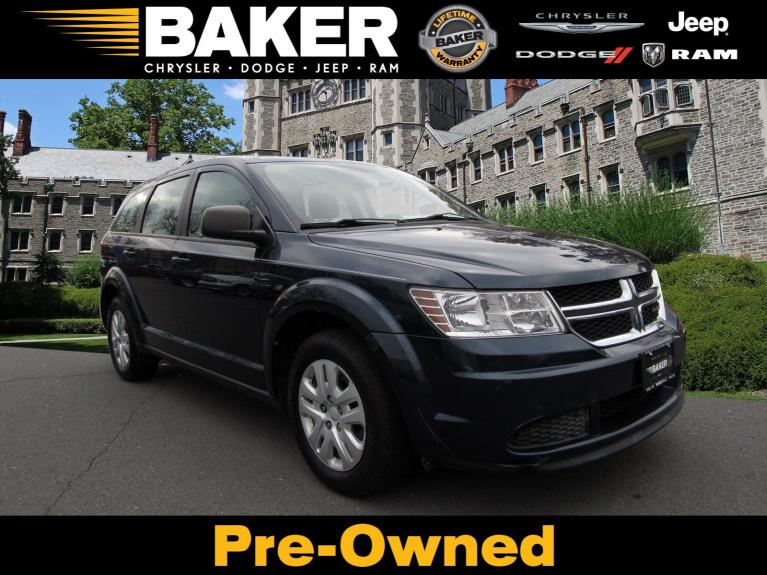 Used 2014 Dodge Journey American Value Pkg for sale Sold at Victory Lotus in Princeton NJ 08540 1