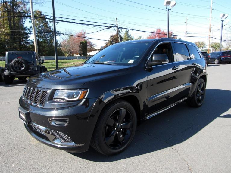 Used 2016 Jeep Grand Cherokee High Altitude for sale Sold at Victory Lotus in Princeton NJ 08540 4