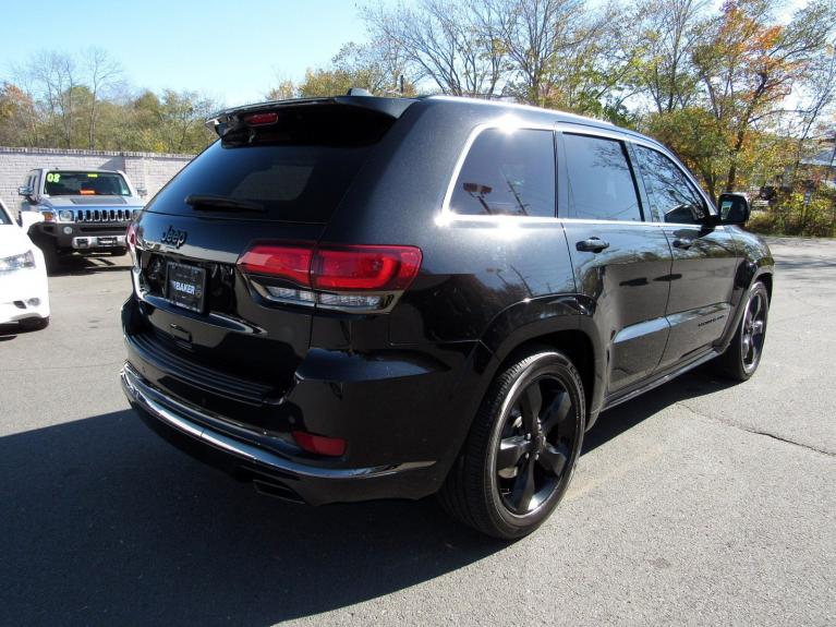 Used 2016 Jeep Grand Cherokee High Altitude for sale Sold at Victory Lotus in Princeton NJ 08540 7