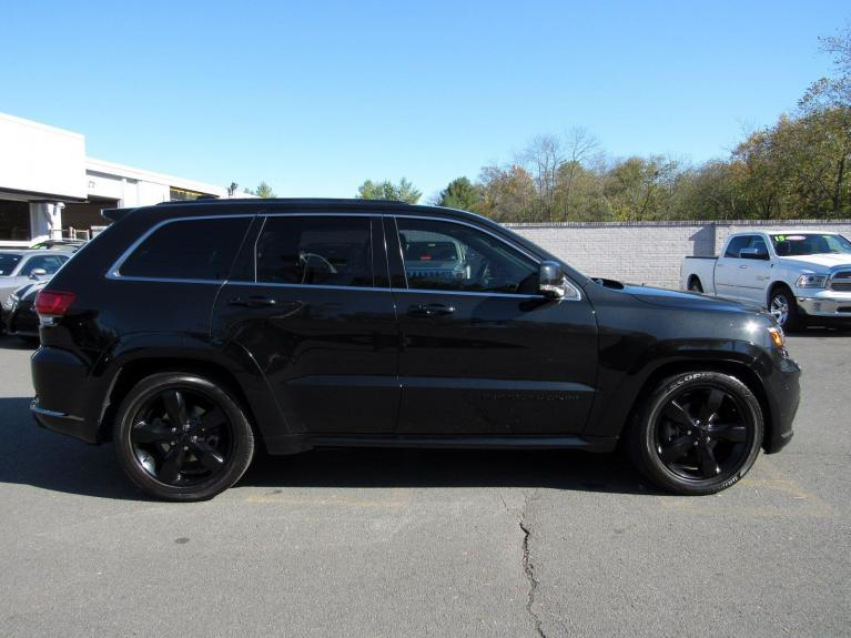Used 2016 Jeep Grand Cherokee High Altitude for sale Sold at Victory Lotus in Princeton NJ 08540 8