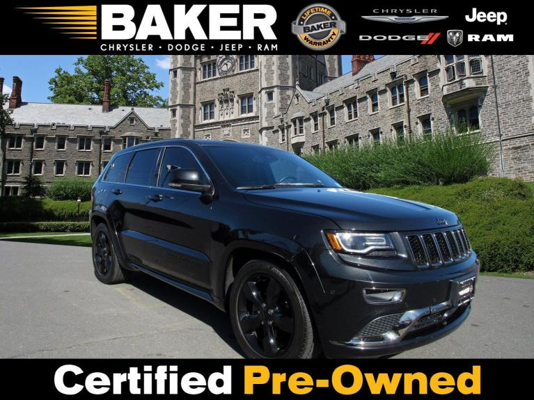 Used 2016 Jeep Grand Cherokee High Altitude for sale Sold at Victory Lotus in Princeton NJ 08540 1