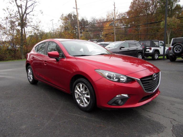 Used 2015 Mazda Mazda3 i Grand Touring for sale Sold at Victory Lotus in Princeton NJ 08540 2